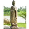 Meditating Buddha Garden Statue - SPI Home Garden Statues and Outdoor Accents