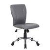 Boss Office Products Tiffany Adjustable Mid-Back Task Chair