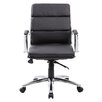 Boss Office Products Mid-Back Executive Guest Chair