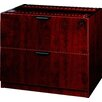 Boss Office Products 2 Drawer Lateral File