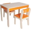 P'kolino Little One's Kids 3 Piece Table & Chair Set