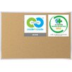 Best-Rite® VT Logic Wall Mounted Bulletin board
