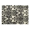 Phoenox Rugs Origin Black/White Area Rug