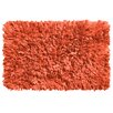 Carnation Home Fashions Paper Shag Cotton/Polyester Bath Mat