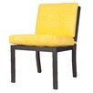 David Francis Furniture Capri Side Chair with Cushions