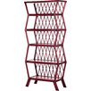 "David Francis Furniture Hollywood 80.5"" Etagere"
