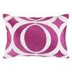 Jennifer Paganelli Jennifer Paganelli Sista Embroidered Lumbar Pillow