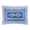 Jennifer Paganelli Jennifer Paganelli Embroidered Lumbar Pillow