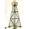 "Metrotex Designs Industrial Evolution Oil Derrick 23.5"" H Table Lamp"