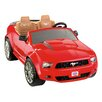 Fisher-Price Ford Mustang 12V Battery Powered Car