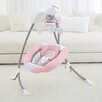 Fisher-Price Pink Petals Swing Cradle