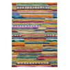 Company C Jubilee Periwinkle Striped Area Rug