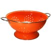 Reston Lloyd Calypso Basics 7 Quart Colander in Orange