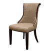 Wilkinson Furniture Regina Leather Dining Chair