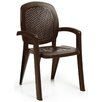 Nardi Creta Stacking Dining Arm Chair (Set of 2)