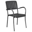 Nardi Musa Stacking Dining Arm Chair (Set of 2)