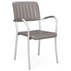 Nardi Musa Stacking Dining Arm Chair