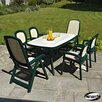 Nardi Toscana 6 Seater Dining Set