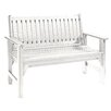 Rondeau Leisure Generations Stainless Steel Garden Bench