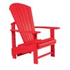 Rondeau Leisure Generations Upright Adirondack Chair