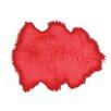 Mina Victory Handmade Red Area Rug