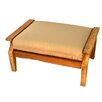 CO9 Design Atlantic Ottoman with Cushion