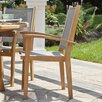 CO9 Design Bayhead Stacking Dining Arm Chair (Set of 4)