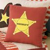 Cowboys Cotton Throw Pillow