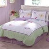 My World Dragonfly Butterfly Quilt Set