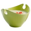 Steel Function Milano Snack Bowls in Green (Set of 4)