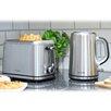 Brabantia 2 Slice Toaster and Kettle Breakfast Set