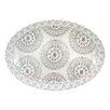R Squared Dena Jaida Oval Platter