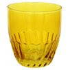 R Squared Galaxy Pressed Double Old Fashioned Glass (Set of 8)