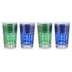 R Squared Moroccan 8 Oz. Tea Glass (Set of 4)