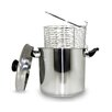 Cook Pro 5.7 Liter Stainless Steel Stove Top Deep Fryer
