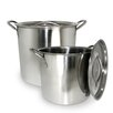 Cook Pro Stock Pot Set with Lid
