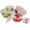 Cook Pro 10-Piece Lock and Seal Storage Container Set