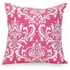 Majestic Home Goods French Quarter Cotton Throw Pillow