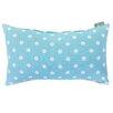 Majestic Home Goods Polka Dot Small Lumbar Pillow