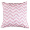Majestic Home Goods Chervon Throw Pillow