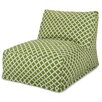Majestic Home Goods Bamboo Bean Bag Lounger