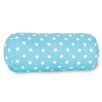 Majestic Home Goods Links Round Cotton Bolster Pillow