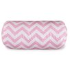 Majestic Home Goods Chervon Cotton Bolster Pillow