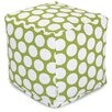 Majestic Home Goods Polka Dot Small Cube