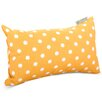 Majestic Home Goods Ikat Dot Indoor/Outdoor Lumbar Pillow