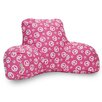 Majestic Home Goods Peace Cotton Bed Rest Pillow