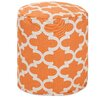 Majestic Home Goods Trellis Small Pouf