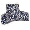 Majestic Home Goods French Quarter Indoor/Outdoor Bed Rest Pillow