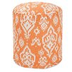 Majestic Home Goods Raja Small Pouf