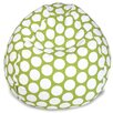 Majestic Home Goods Polka Dot Bean Bag Chair